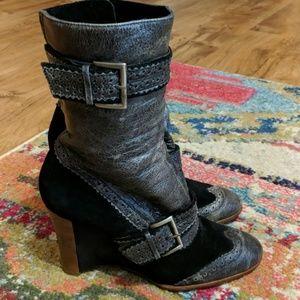 Modern Vintage Boots